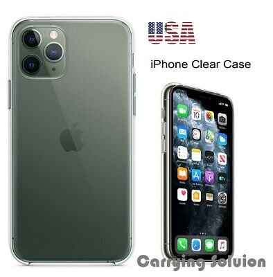 iPhone 11, 11 Pro, 11 Pro Max Case | Chivel® [Liquid Crystal] Clear Cover