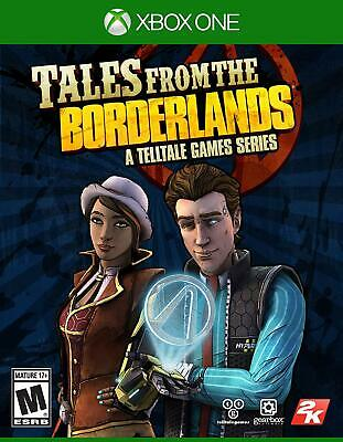 Tales from the Borderlands Xbox One, XB1 Brand New