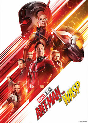 Topps Marvel Collect Ant-Man and Wasp FIRST TEN YEARS POSTERS [DIGITAL] 500cc
