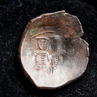 Stunning Authentic Ancient Byzantine coin