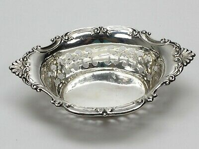 "Gorham A4780 Sterling Silver Nut Bowl - 3 7/8"" - No Monogram"