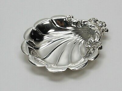 "Lunt 1196 Sterling Silver Nut Bowl - 3"" - No Monogram"