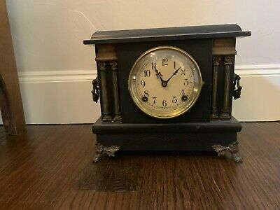 Circa 1905 Ansonia of New York Mantle Clock