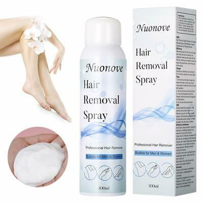 Nuonove hair removal spray Body Private Parts, Lower Leg Hair Removal.100ML.