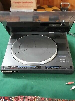 PIONEER PL L70 Full Automatic Turntable.  LINEAR TRACKING .