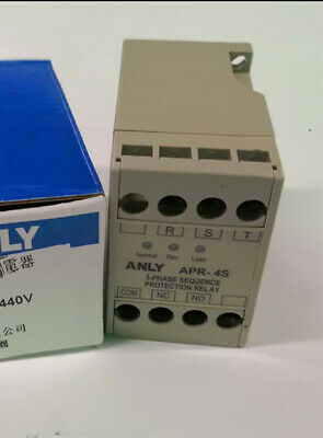 1pcs new ANLY APR-4S relay