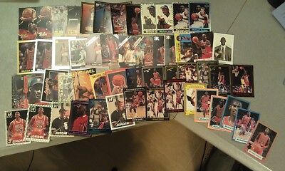 Michael Jordan Chicago Bulls Group #1 RARE ODDBALL CARDS WOW YOU PICK EM