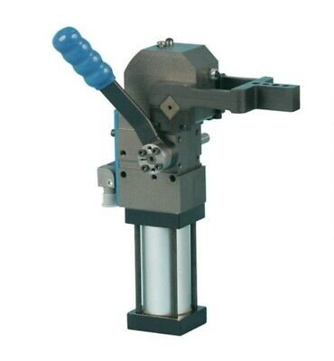 Sandfield Power Clamp - Robotic Fixture Xsm140-Es1-Cal-Ho-90