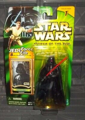 Star Wars Potj Series Dagobah Cave Battle Darth Vader  Figure