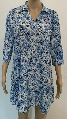 Ex Zara Casual Tank Top | Blouse | for Girls or Ladies or Womens | Size XL.