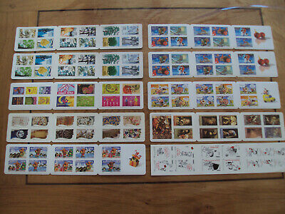 Lot France Euro Sous Faciale 10 Carnets Prioritaire 114 Timbres