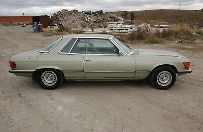 mercedes 350slc 350 slc 1972 first year