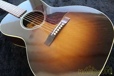 GIBSON BLUES KING 2011 Acoustic Guitar with Gig Case