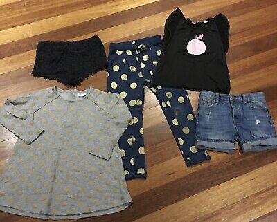 Seed, Country Road And Witchery Bulk Girls Lot.  Size 5. EUC