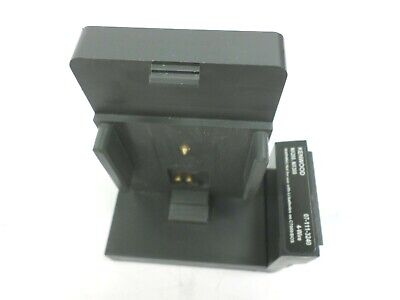 Kenwood 4-Wire Dock Station use w/ Li-ion on C7000/BOS NX200, NX300, 07-111-3240