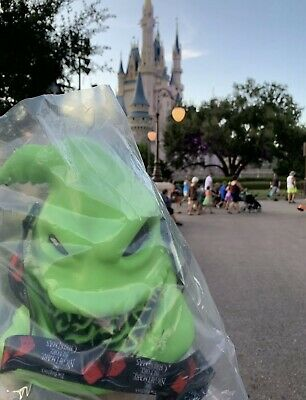 Disney Mickeys Not So Scary Halloween Party Oogie Boogie Light-Up Popcorn Bucket