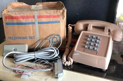 Rare Vintage Western Electric Bell System 2500 Touch Tone Phone
