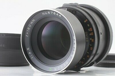 【EXC+++++ 】Mamiya Sekor C 180mm f/4.5 Lens for RB67 Pro S SD From Japan 223