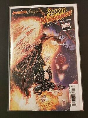 Absolute Carnage: Symbiote of Vengeance #1 (2019) NM Marvel Comics 1st Print
