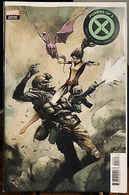 Powers Of X #4 Marvel Comics Mike Huddleston 1:10 Incentive Variant