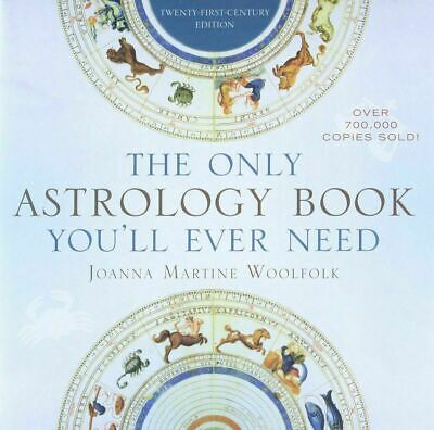 The Only Astrology Book You 'll Ever Need_10 second Delivery[E-B 0 0K]