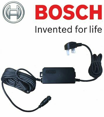 BOSCH Battery Charger (To Charge: Bosch INDEGO S+ 350 Robotic Lawnmower)