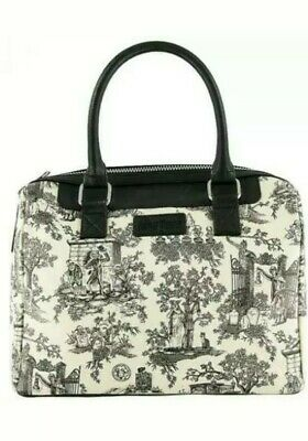 Disney Parks Haunted Mansion Satchel Bag Purse New Hitchhiking Ghosts