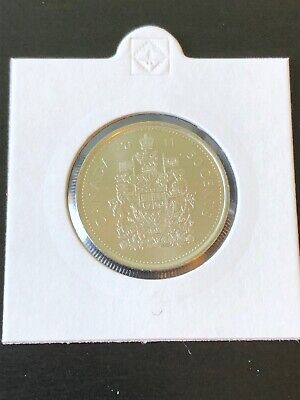2011 Canada Fifty 50 Cent Coin