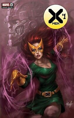 X-Men 1 Variant Parrillo Trade 10/16/19 Nm 🔥 House Power Of X Wolverine X-23