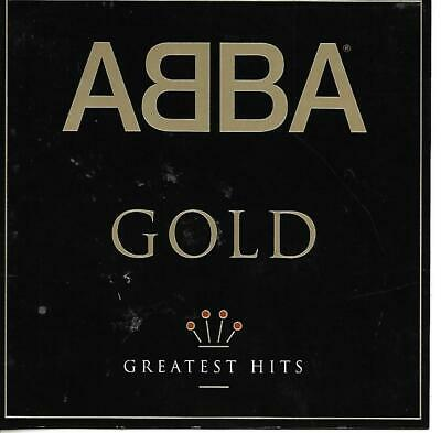 ABBA - Gold *Greatest Hits*1992 -CD Polydor ‎–  TOP