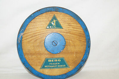 Berg Vintage 50th Mujeres Competencia Discus Aprox. 1kg
