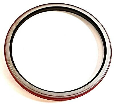 "Timken 455867V Oil Seal Fluoro-Elastomer Single Lip 7.500"" x 8.509"" x 0.625"""