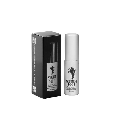 Spray Retardante Studi 1001 20Ml √Envio Discreto Gratis