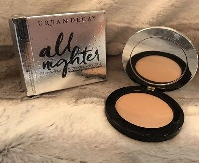 URBAN DECAY All Nighter Waterproof Setting Powder 100% Authentic