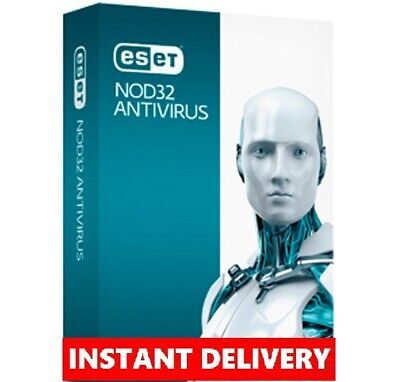 ESET nod32 2019 1 PC, 2 years, global, ESD antivirus