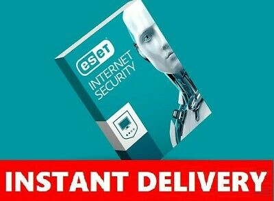ESET nod32 Internet Security 2019 1 PC, 2 years, global, ESD antivirus
