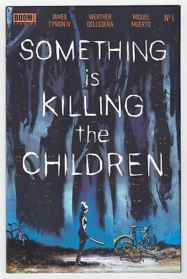 Something Is Killing The Children #1 Cover A First Printing Boom! Studios 2019