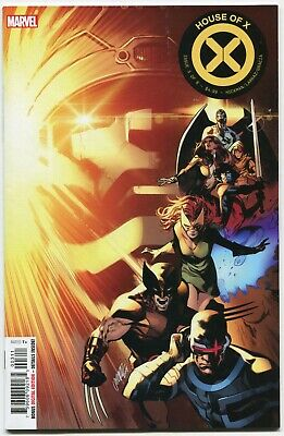 House of X #3 First Print VF/NM Unread