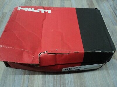 15 Pieces Hilti Kb-Tz 5/8X4 3/4 387516 New In The Sealed Box