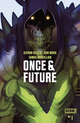 Once And Future 1 Lafuente Exclusive Boom Studios  Nm