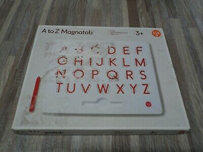 a to z NEW Kid O Magnatab Lower Case 10346 Free Shipping