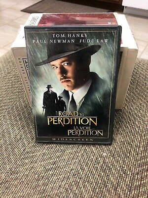 Road to Perdition (DVD, 2003, Widescreen) Tom Hanks