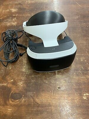 Sony PlayStation VR Headset PSVR PS4 ( CUH-ZVR2 ) HeadSet & Processor Unit