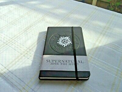 Journal 'Supernatural' Join the hunt - 192 pages - New and unused !