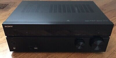 SONY STR-DH770 7.2 Stereo Receiver Bluetooth-HDMI-140 Watts/Channel