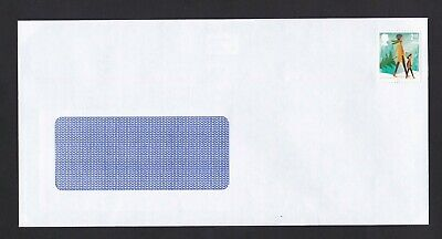 100 x 2nd SECOND CLASS PRE STAMPED DL WINDOW SELF SEAL ENVELOPES