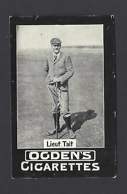 Ogdens (Tabs) - General Interest (97-2, Golf) - Lieut Tait