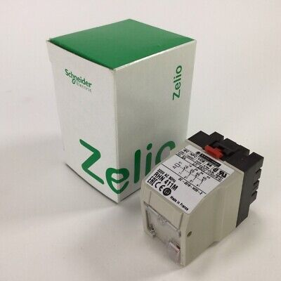 Schneider Electric RHN411M Plug-in relay Zelio RHN New NFP