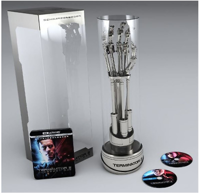 "Blu-Ray 4K   TERMINATOR  2   ""   Edition  Limited  """