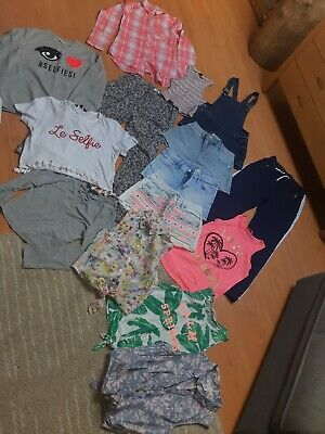 Girls Mixed Bundle X 15 H&M/New Look/Primark Age 12-13 Yrs Vgc